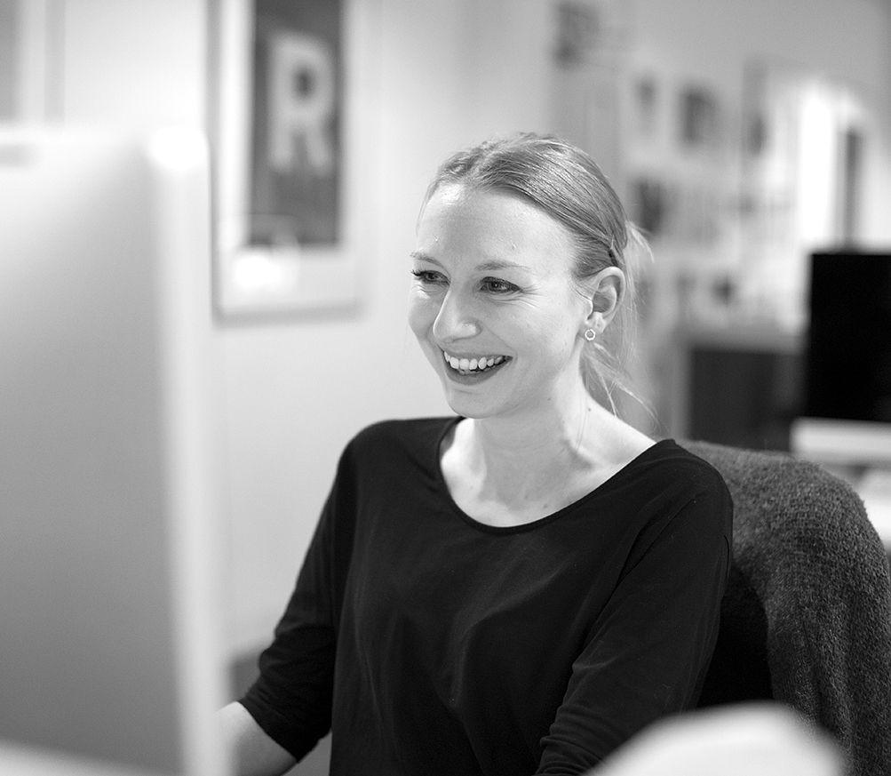 Deep Design Agency London Caroline Berry