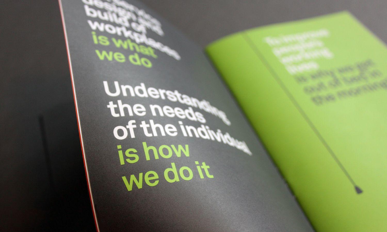 Deep design agency, branding project Peldon Rose guidelines